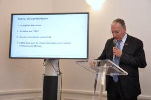 Enjeux du système européen des brevets